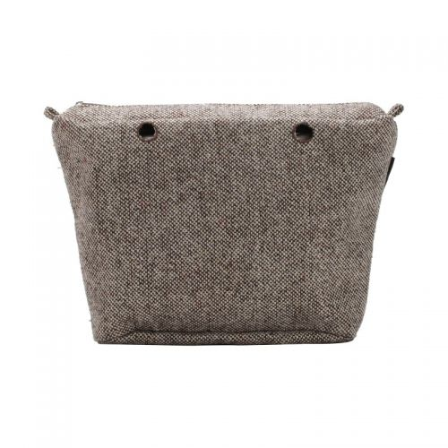 ДЖОБ OBAG DOTTED GREY/BLACK