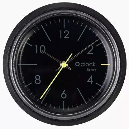 КОРПУС OCLOCK TIME NUMERI BLACK