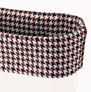 АКС OBAG PIED DE POULE WHITE/RED/BLACK